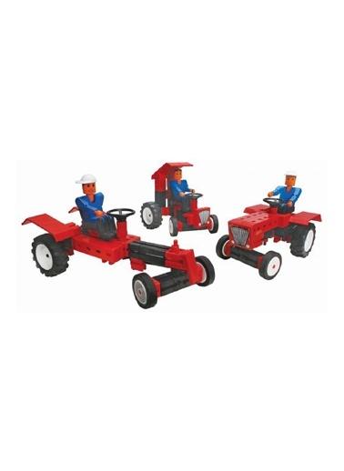 Fischer Tech Basic  Tractors-Fischertechnik